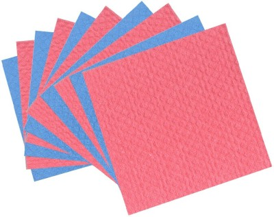 Clene Sponge Wipe 10 Scrub Pad(Medium, Pack of 10) at flipkart