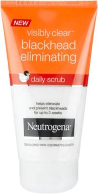 Neutrogena Visibly Clear Blackhead Eliminating Daily Scrub, 150ml