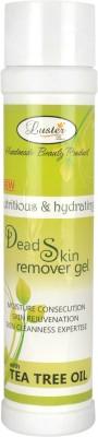 Luster Dead Skin Remover Gel with Tea Tree Oil (Hand & Foot Care - Mani-Pedi Care) Scrub(350 ml)