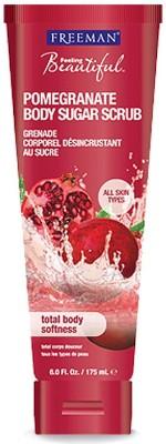 FREEMANS Pomegranate Body Sugar  Scrub(175 ml) 1