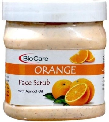 Biocare Orange Face  Scrub(500 ml)  available at flipkart for Rs.170