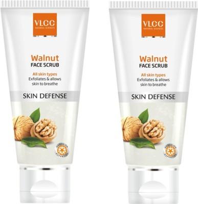 VLCC Walnut Skin Defense Face Scrub (60ML)