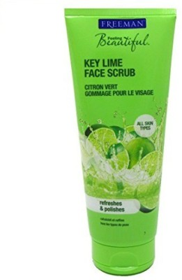 Freeman Key Lime Face  Scrub(174 ml) at flipkart