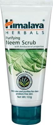 Himalaya Purifying Neem Scrub 100gm