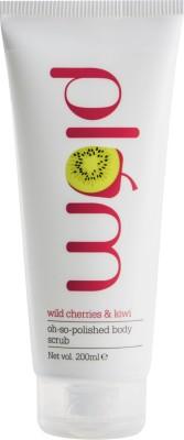 Plum Wild Cherries & Kiwi Oh-So-Polished Body  Scrub(200 ml) 1