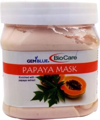 Biocare GemBlue Papaya Mask(500 ml) Flipkart