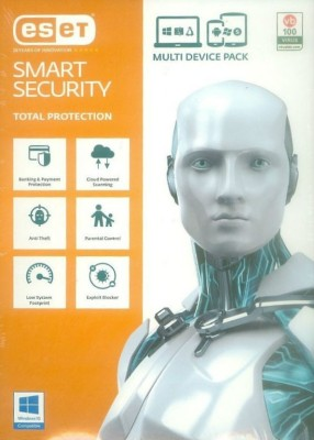 ESET Smart Security 1PC 1Year 2016 Version 9