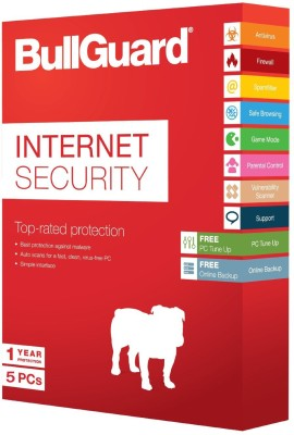 BullGuard Internet Security 5.0 User 1 Year(Voucher)
