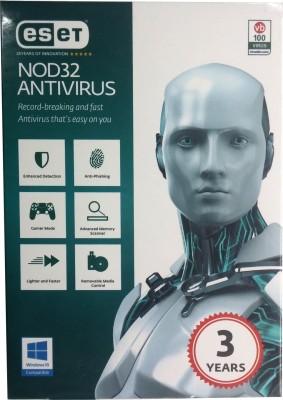 ESET Nod32 1PC 3Years Antivirus Version 9