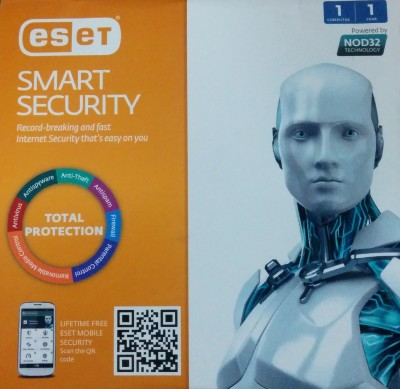Eset Smart Security Version 7 1 PC 1 Year