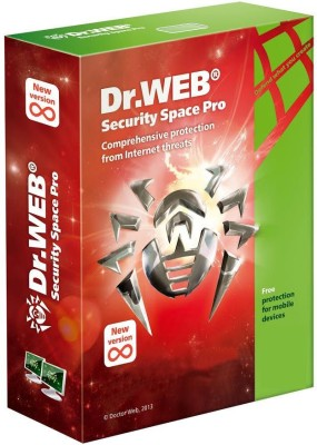 Dr Web Dr Web Security Spcae Pro at flipkart