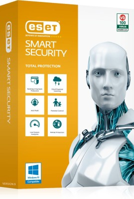 ESET Smart Security Version 9 (2016) 5PC - 3Year