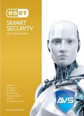 ESET Smart Security Antivirus 5 PC 1 Year
