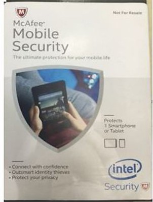 McAfee Mobile Security, 1 PC 1 Year
