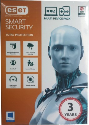 Eset Smart Security Version 9 (2016) 1Pc 3Year
