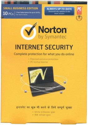 Norton Internet Security 10 PC 1 Year