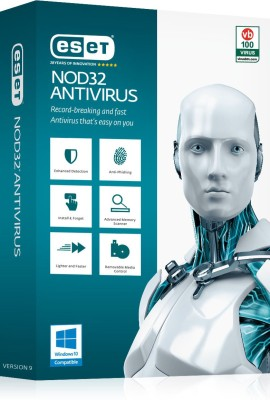 ESET Anti-virus 3.0 User 3 Years(Voucher)