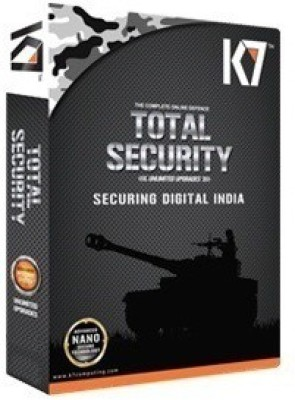 K7 Total Security 1 Pc 1 Year 2016