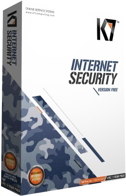 Internet Security 1 User 1 Year