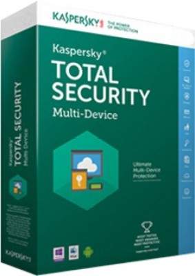 KASPERSKY Total Security 2016 3 PC 1 Year (Multi-Device)