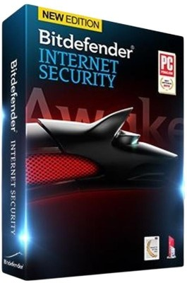 Bitdefender Internet Security 2014/3 PC 1 Year