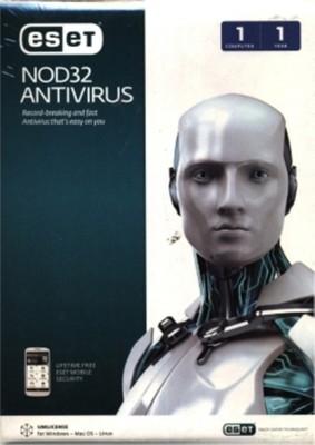 ESET NOD32 Anti-virus Version 7 10 PC 1 Year
