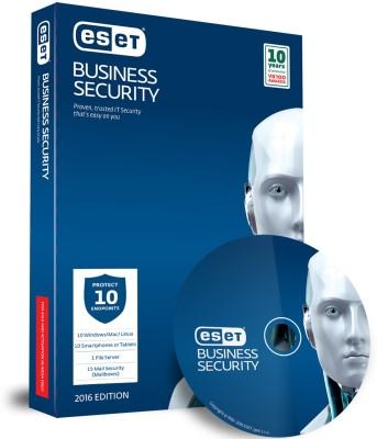 Eset ESET Business Security Pack - 10 user/1 Year at flipkart