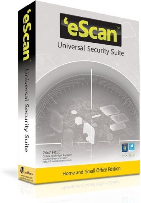 ESCAN Anti-virus 1 User 1 Year(Voucher)