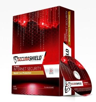 SecuraShield Ultimate Internet Security at flipkart