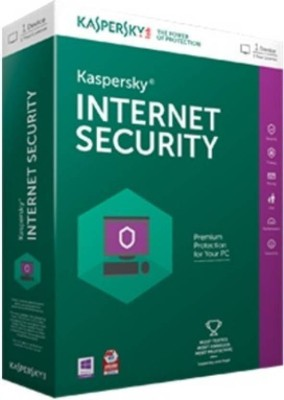 KASPERSKY Internet Security 2016 3 Pc 1Year- (3 Installation Cds ,3 Serial Keys, Every Key 365 days valid)