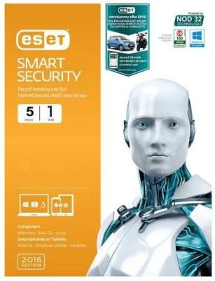 ESET Anti-virus 5 User 1 Year(CD/DVD)