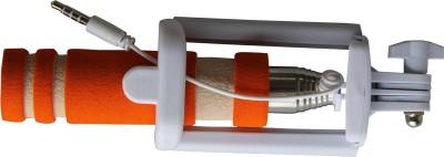 RamuKaka Cable Selfie Stick(Multicolor)