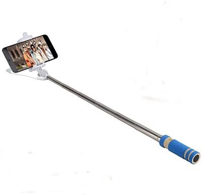 Palakz Cable Selfie Stick(Multicolor)