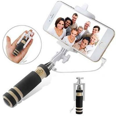 MONOPOD Cable Selfie Stick(Steel)