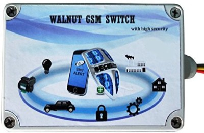 Walnut Innovations GSM switch Remote control 001 Wireless Sensor Security System