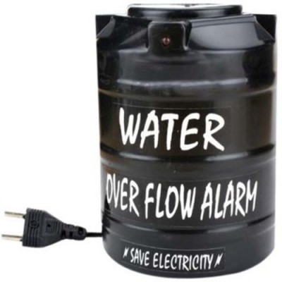 CHARTBUSTERS KS 50 Water Tank Overflow Talking/Voice Alarm Wired Sensor Security System  available at flipkart for Rs.184