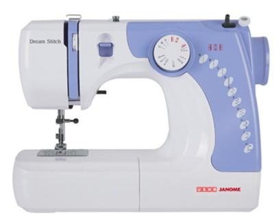 Usha Dream Stitch Electric Sewing Machine( Built-in Stitches 7)