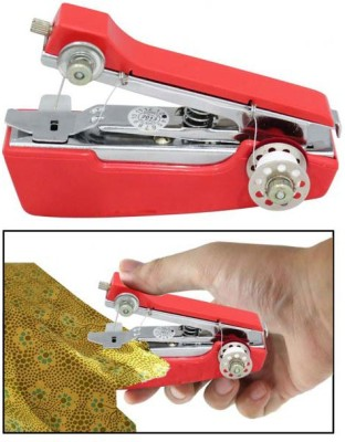 Bainsons Ami Portable Mini Stapler Manual Sewing Machine( Built-in Stitches 1)