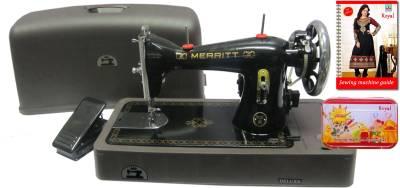 Merritt-Ladies-Use-Electric-Sewing-Machine