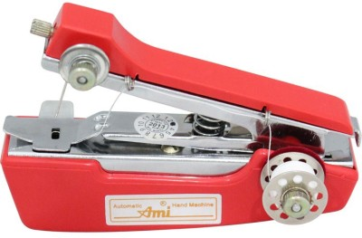 Accedre Mini Stapler Style Hand Manual Sewing Machine( Built-in Stitches 1)