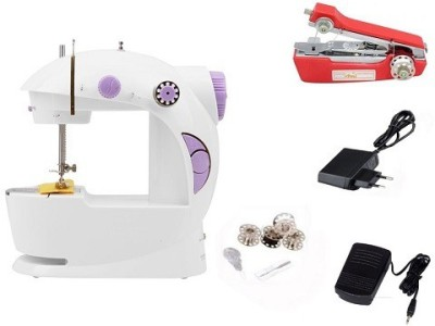 Wotel Imported Stapler & Electric Sewing Machine( Built-in Stitches 45)