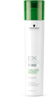 Schwarzkopf Professional BC Hair Therapy Volume Boost(250 ml)  available at flipkart for Rs.599