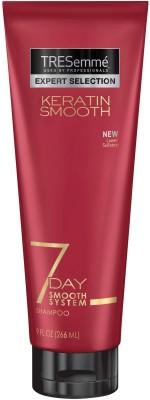 Tresemme 7 Day Keratin Smooth Shampoo (266ml)