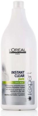 Loreal Professionnel Instant Clear Anti Dandruff Shampoo (1500ml)