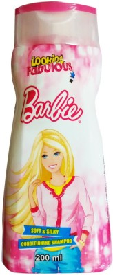Barbie Soft and Silky conditioning shampoo(200 ml)