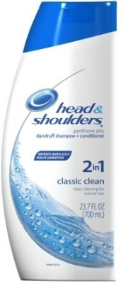Head & Shoulders 2 in 1 Classic Clean(700 ml)