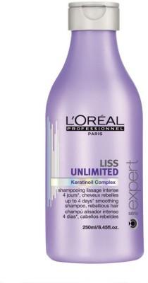 Loreal Paris Professionnel Serie Expert Liss Unlimited Shampoo 249ml