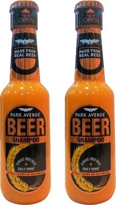 Park Avenue Beer Shampoo Daily Shine(360 ml)