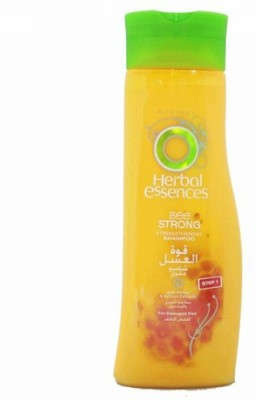 Herbal Essences Bee Strong Straightening Shampoo(400 ml)
