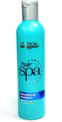 Loreal Paris Hair SPA Detoxifying Shampoo, 230ml